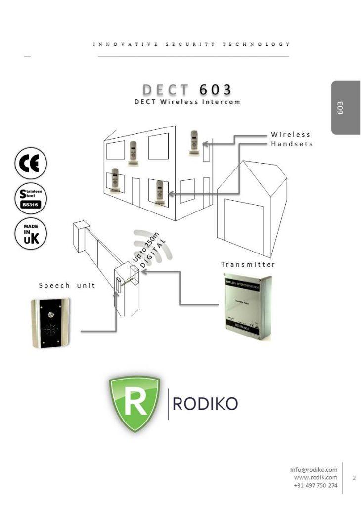 DECT -603